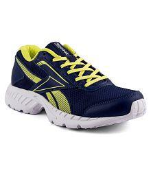 Reebok Navy Running Shoes