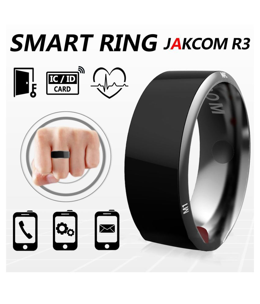 ZXG NFC Multifunctional Intelligent Ring 14mm Wearable Smart Devices