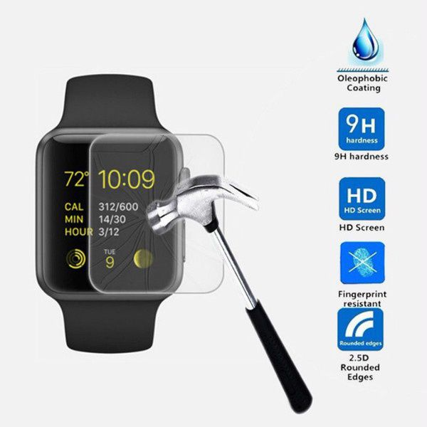 ZXG 9H 0.26MM Premium LCD Clear Guard Shield  Fil Wearable Smart Devices