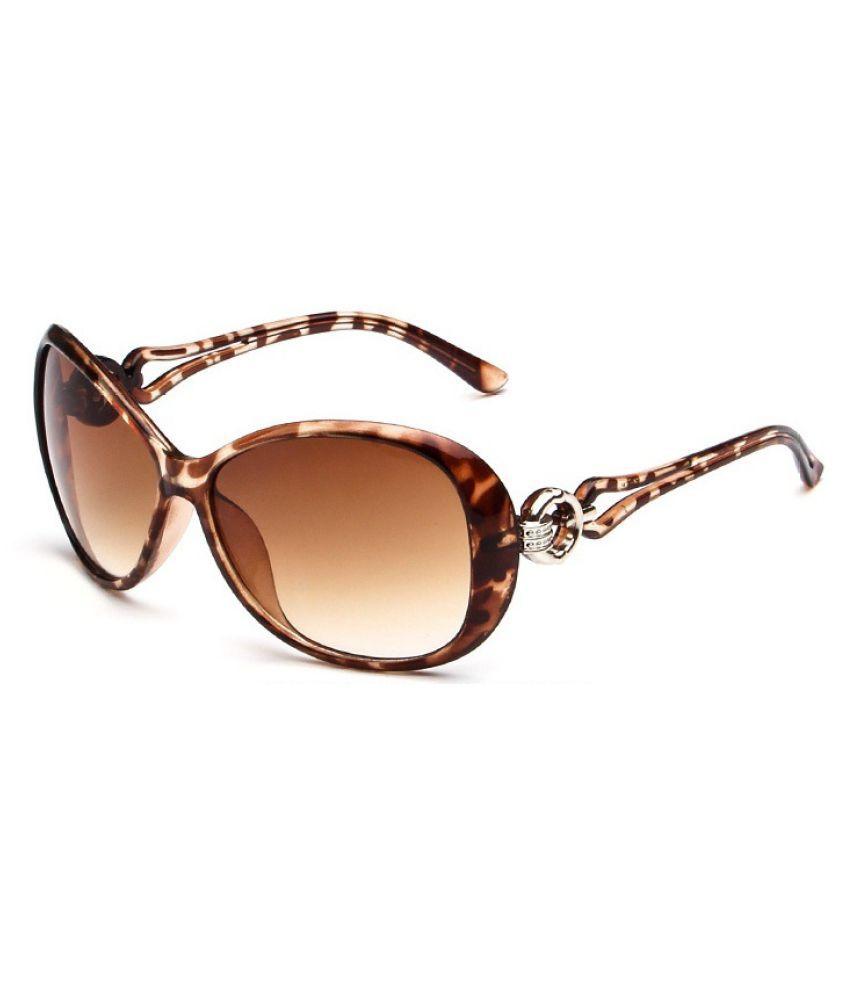 ZXG Multicolor Aviator Sunglasses ( Vintage Sunglasses Brand Designed Eyewear Beautif )
