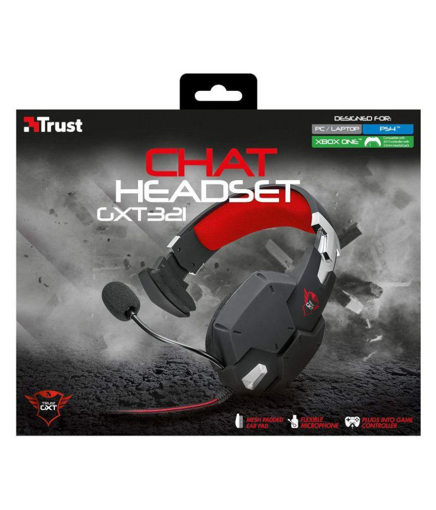 Trust Trust GXT 321 ( Wired )
