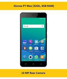 Gionee P7 Max (32GB, 3GB RAM)