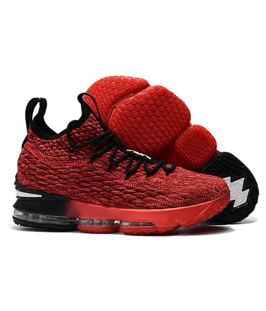 sports shoes 04267 58d62 Nike NA Red Basketball Shoes - Buy Nike NA Red Basketball Shoes Online at  Best Prices in India on Snapdeal
