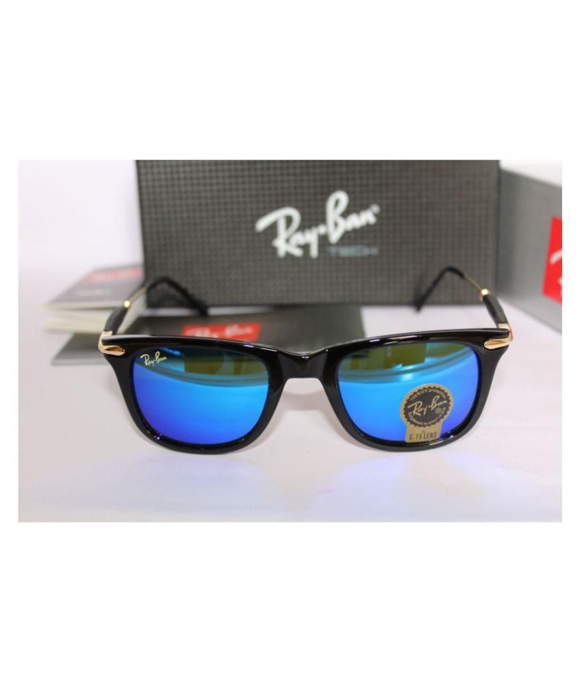 b220a4c078 Trendy Fashion Ocean Blue Wayfarer Sunglasses ( RB 2148 ) - Buy Trendy  Fashion Ocean Blue Wayfarer Sunglasses ( RB 2148 ) Online at Low Price -  Snapdeal