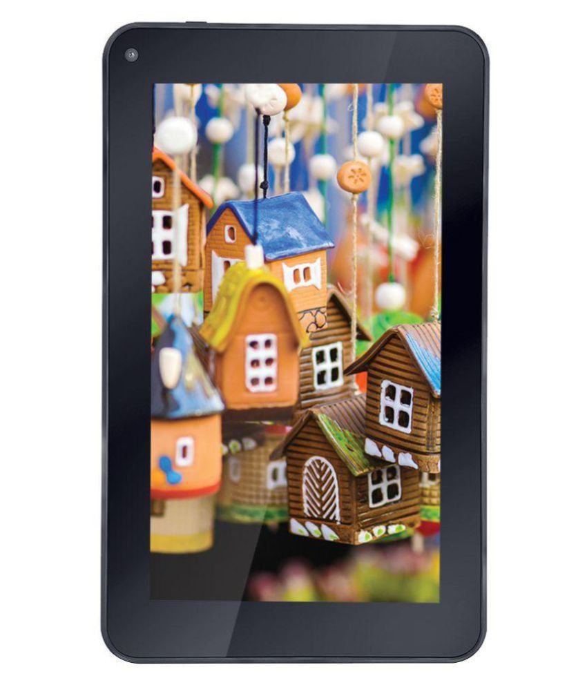 iBall Q400X+ Black ( Wifi Only , No Voice Calling...