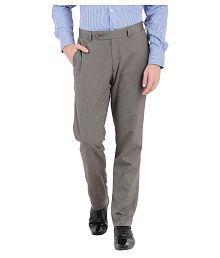 1fd98536603 Formal Wear Mens Trousers :Buy Formal Wear Mens Trousers Online at ...