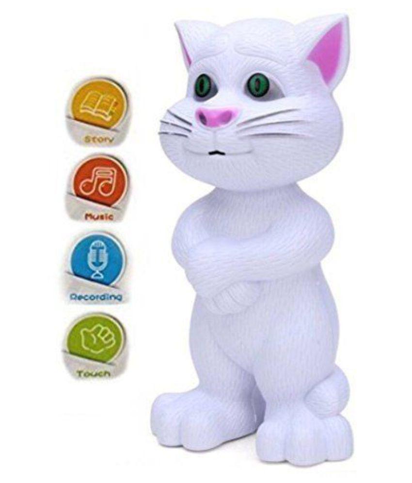 AtorakushonR Intelligent Touching Tom Cat With Wonderful Voice Birthday Gift For Kids Toy Kid Children
