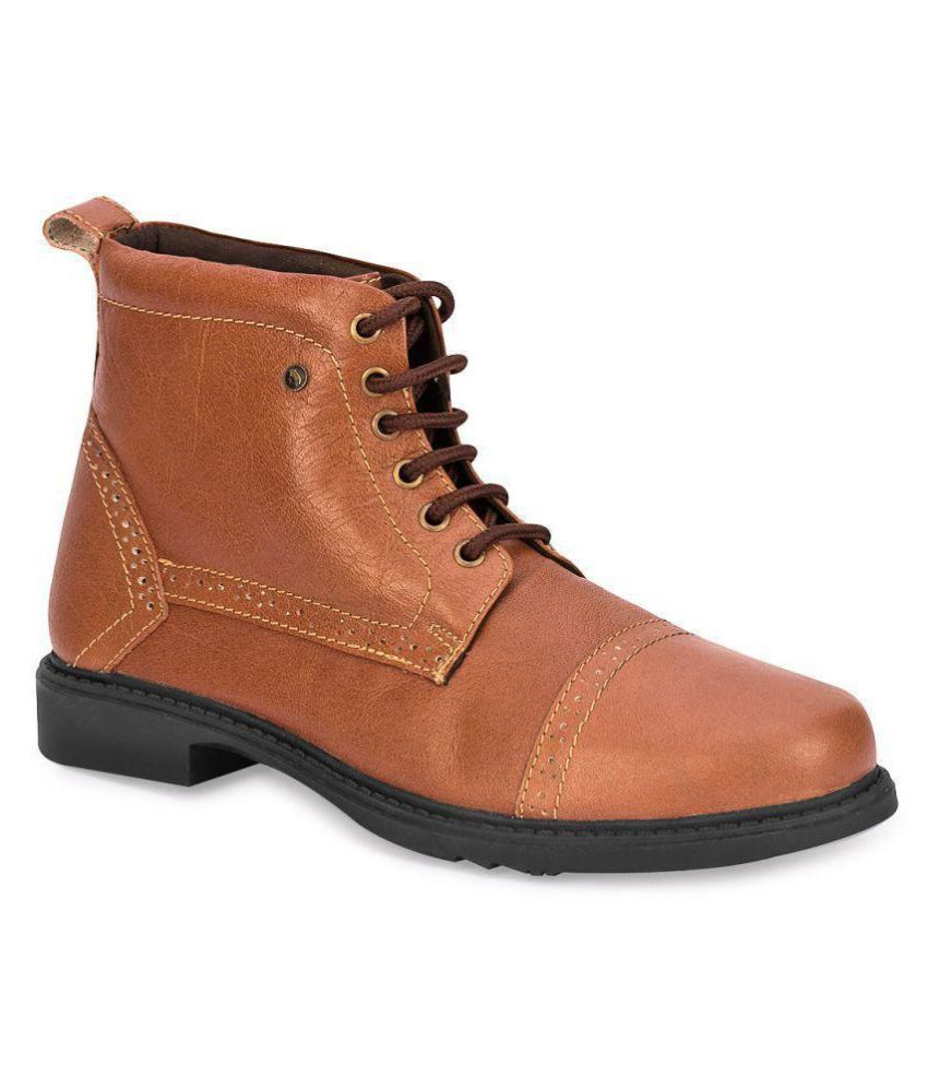Jump USA Tan Casual Boot