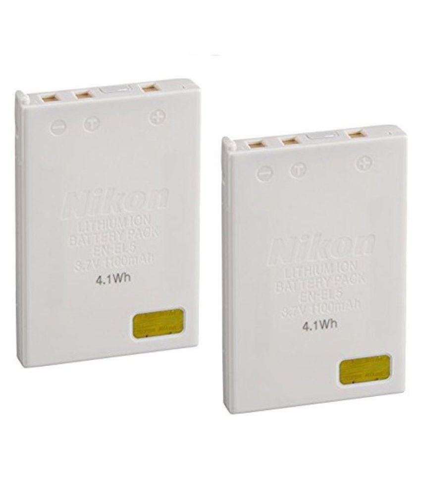 Nikon EN EL5 1100 Rechargeable Battery 2