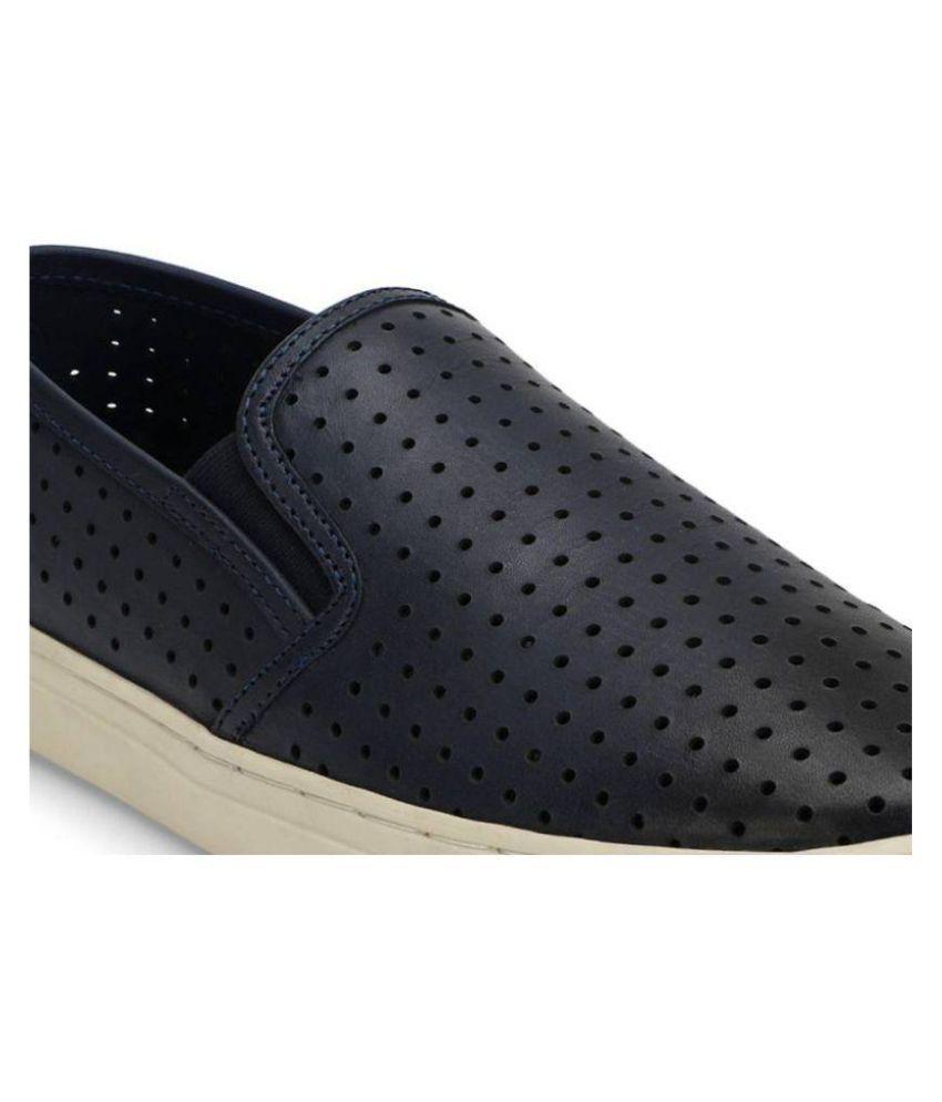 996605c131d Carlton London Mr.CL Mr.CL Men Navy Casual Shoes - Buy Carlton ...