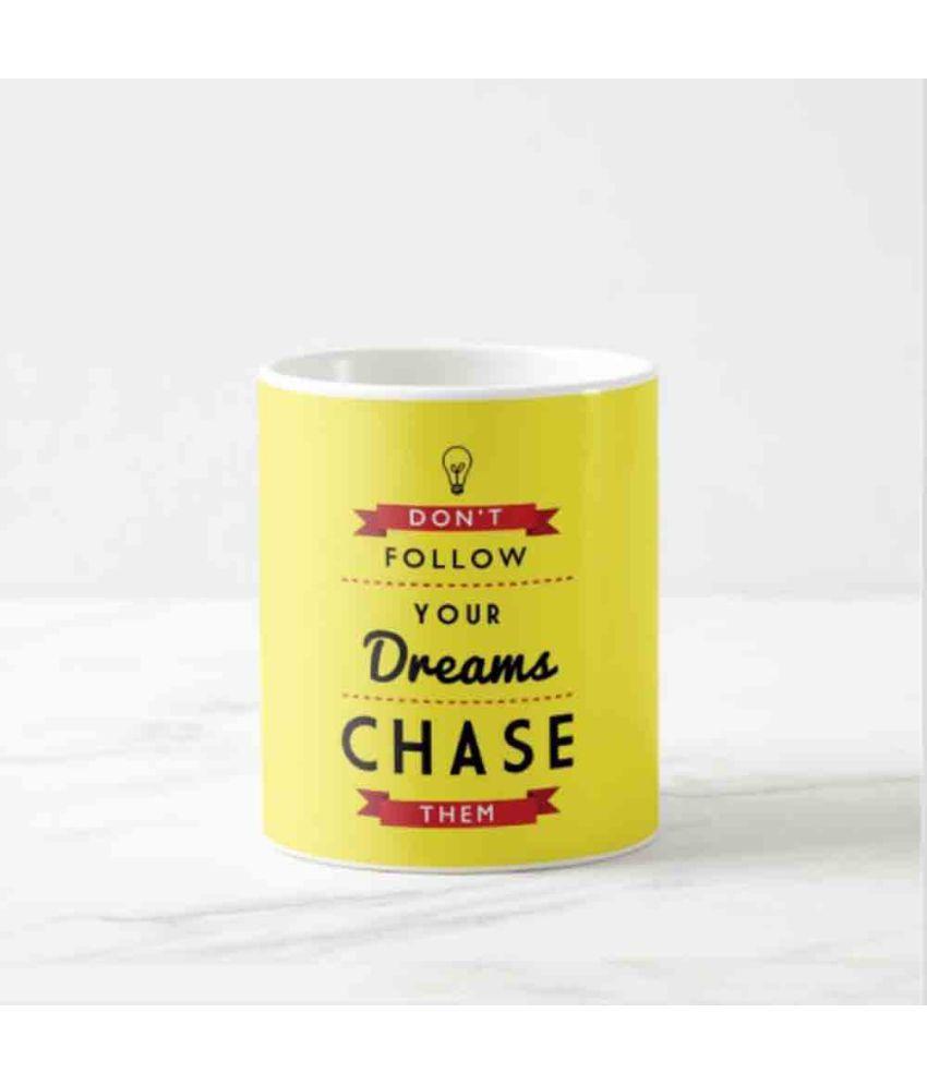 Nutcase Ceramic Coffee Mug 1 Pcs 330 ml
