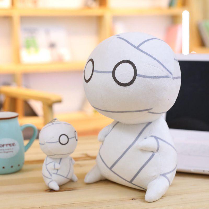 Miira No Kaikata How To Keep A Mummy Soft Plush Keychain Keyring Doll Toy