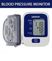 Omron HEM-8712-IN Blood Pressure Monitor