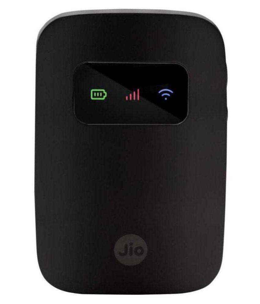 Reliance Jio fi3 JMR540 150 4G Black