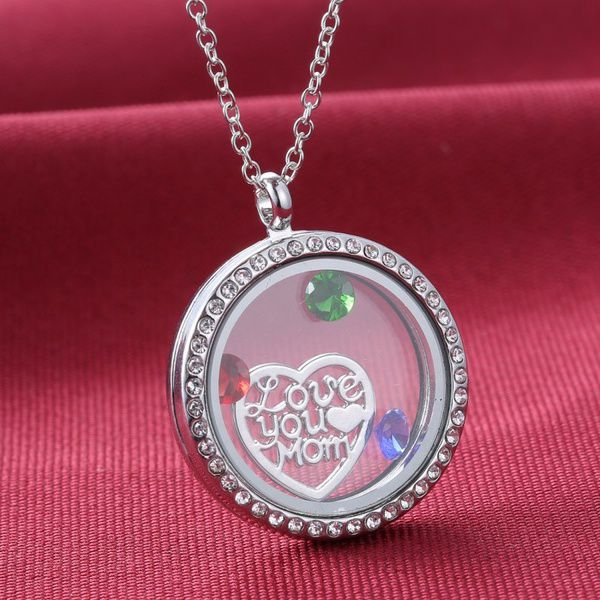Living Memory Floating Crystal Charms