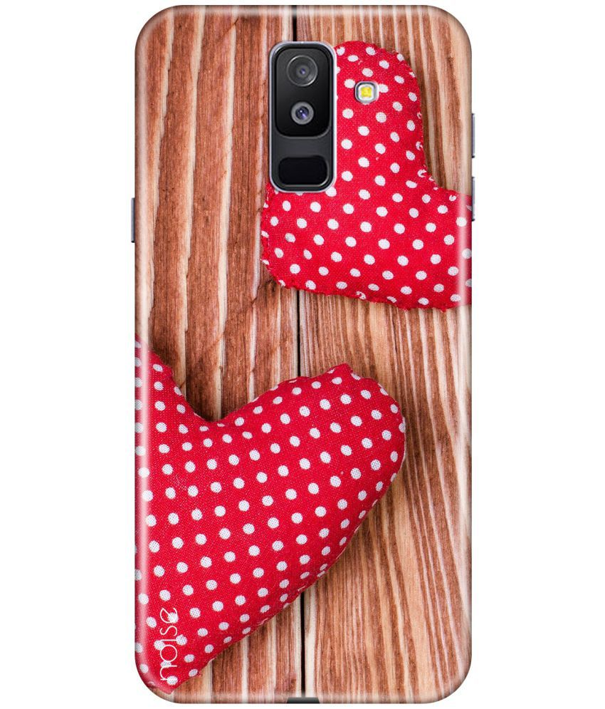 Samsung Galaxy A6 Plus 2018 Printed Cover By Noise