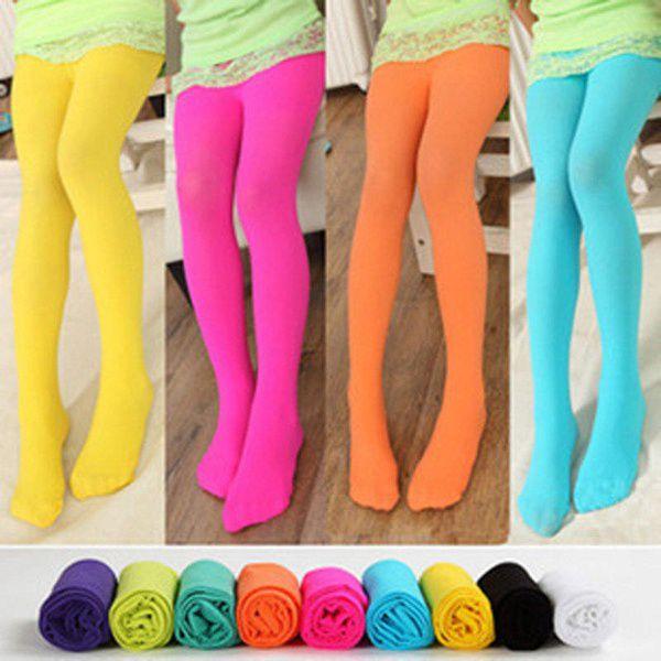 New Baby Girls Kids Children Leggings Children Socks Tights Soft Pantyhose  5-9 years HOT
