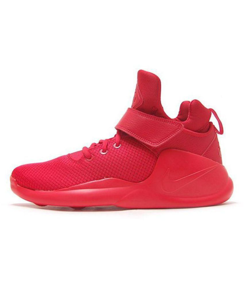 f0cd921709b48 Nike Nike kwazi Red sports Shoes Red Running Shoes - Buy Nike Nike kwazi  Red sports Shoes Red Running Shoes Online at Best Prices in India on  Snapdeal