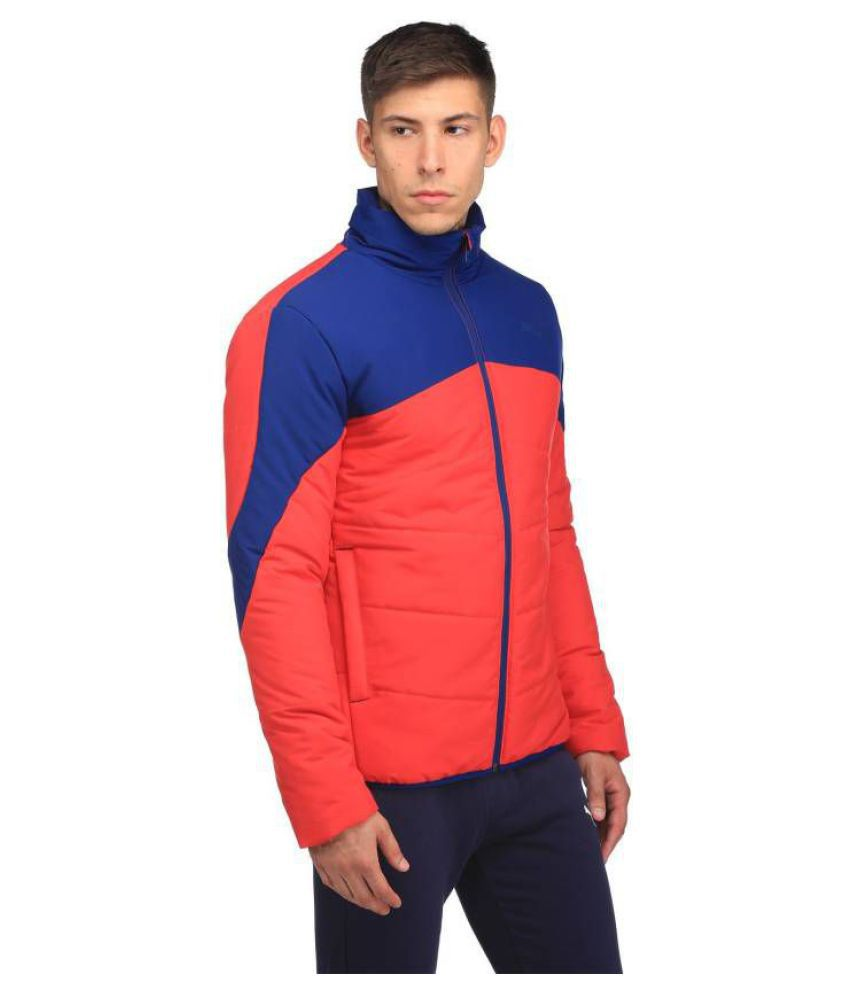 Puma Red Puffer Jacket - Buy Puma Red