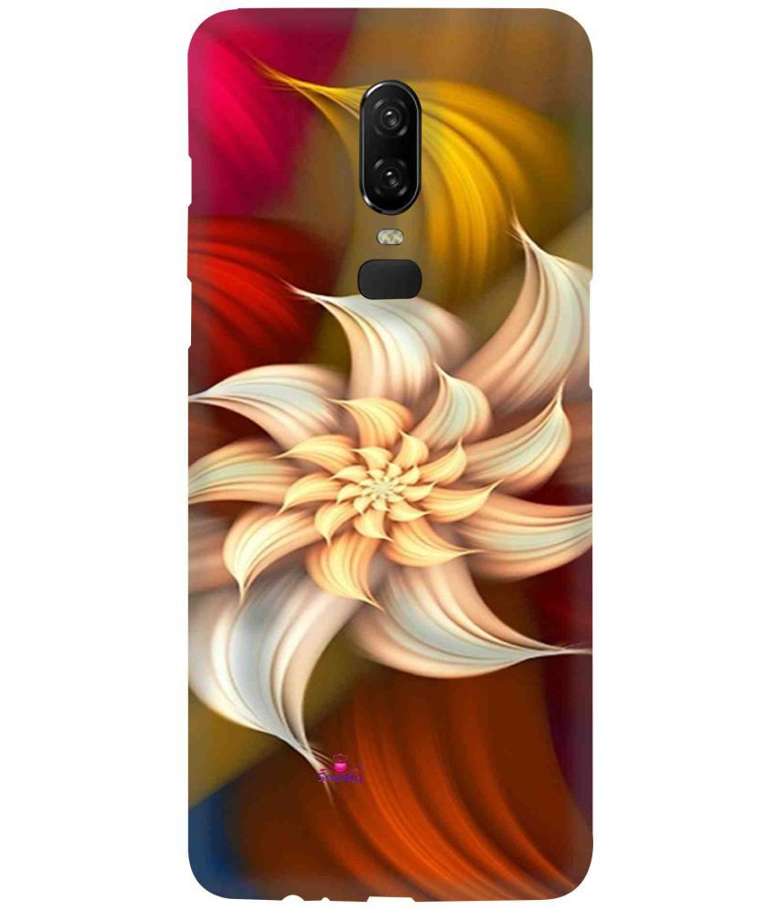 OnePlus 6 Printed Cover By snooky