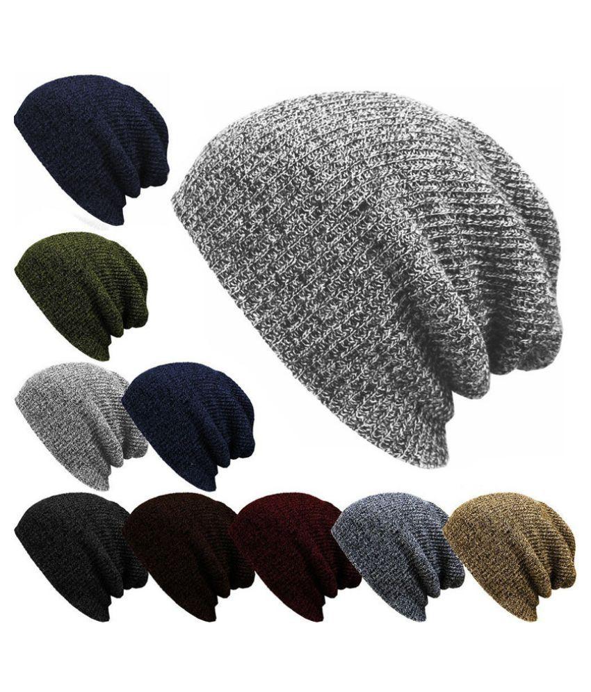 ZXG Khaki Fabric Caps