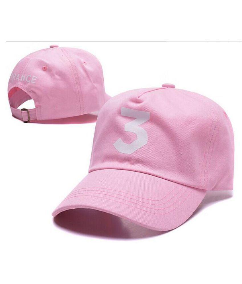 b37e6c0f664 ... Popular chance the rapper 3 Hat Cap Black Letter Print Embroidery  Baseball Cap Hip Hop Streetwear ...