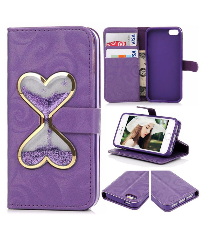 ZXG Purple Wallet