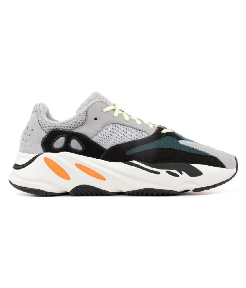 info for 2c807 9fafc Adidas YEEZY BOOST 700 Gray Running Shoes