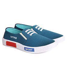Xpert Vans05 Boys & Girls Sneaker Shoes - Blue