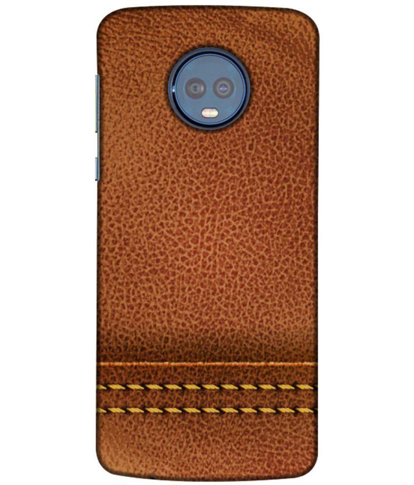 Motorola Moto G6 Plus 3D Back Covers By Printland