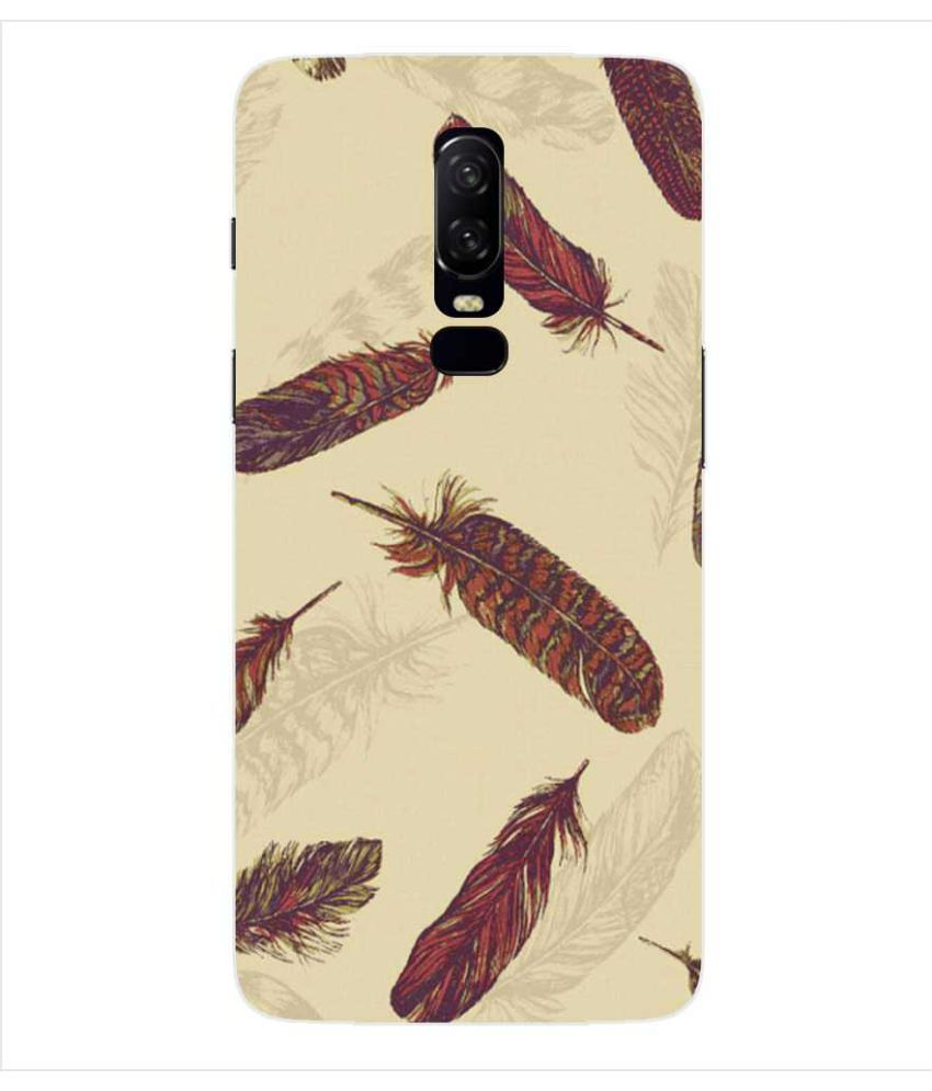 best website 129dc b5c6e OnePlus 6 Printed Cover By ColourCraft