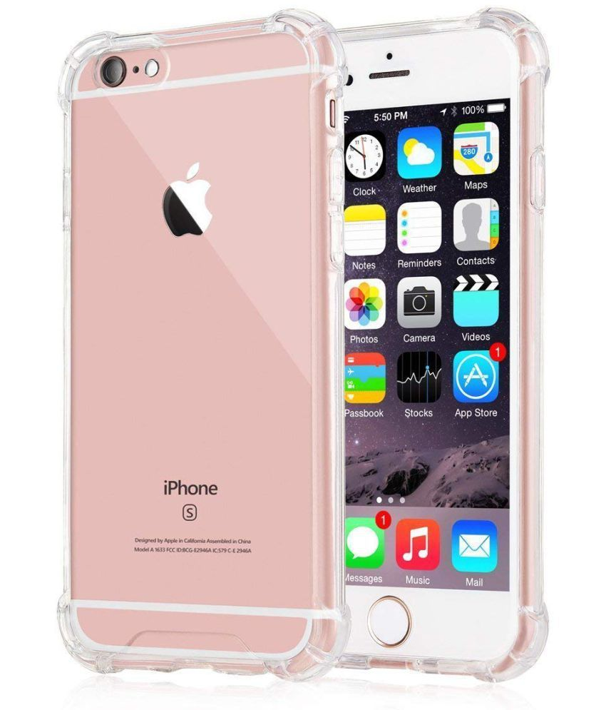 Apple iPhone 4 Hybrid Covers Mascot Max - Transparent Shock proof