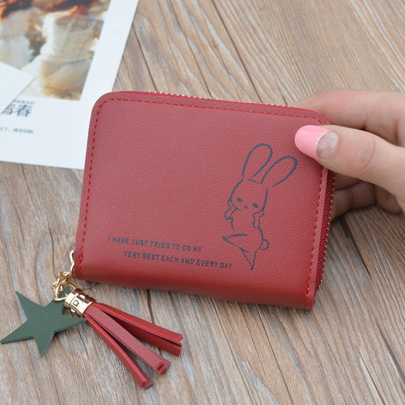 Kamalife Red Wallet