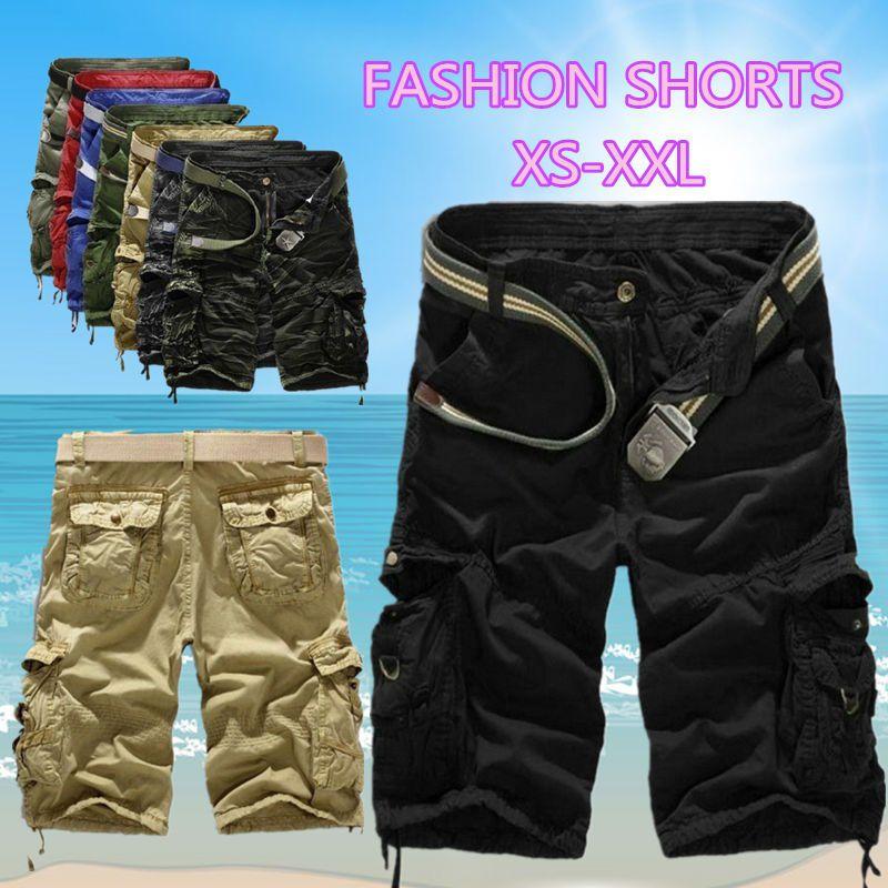 ZXG Khaki Shorts