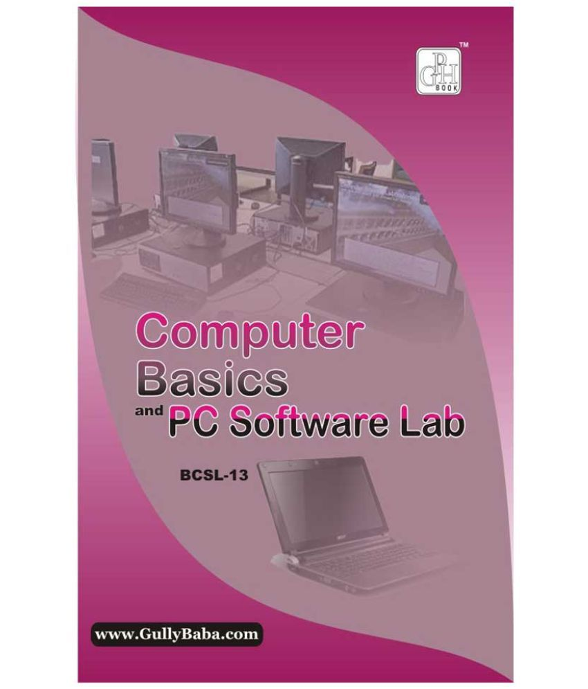 BCSL 13 Computer Basics and PC Software Lab(BCA)