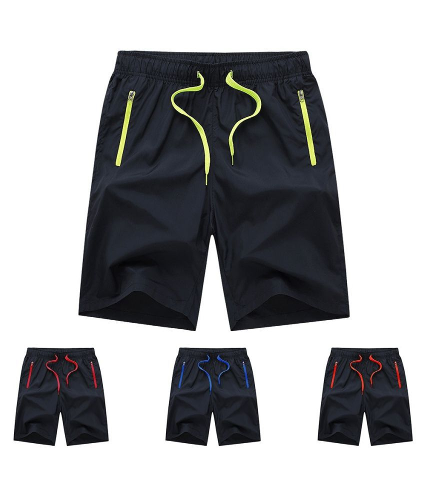 ZXG Orange Shorts