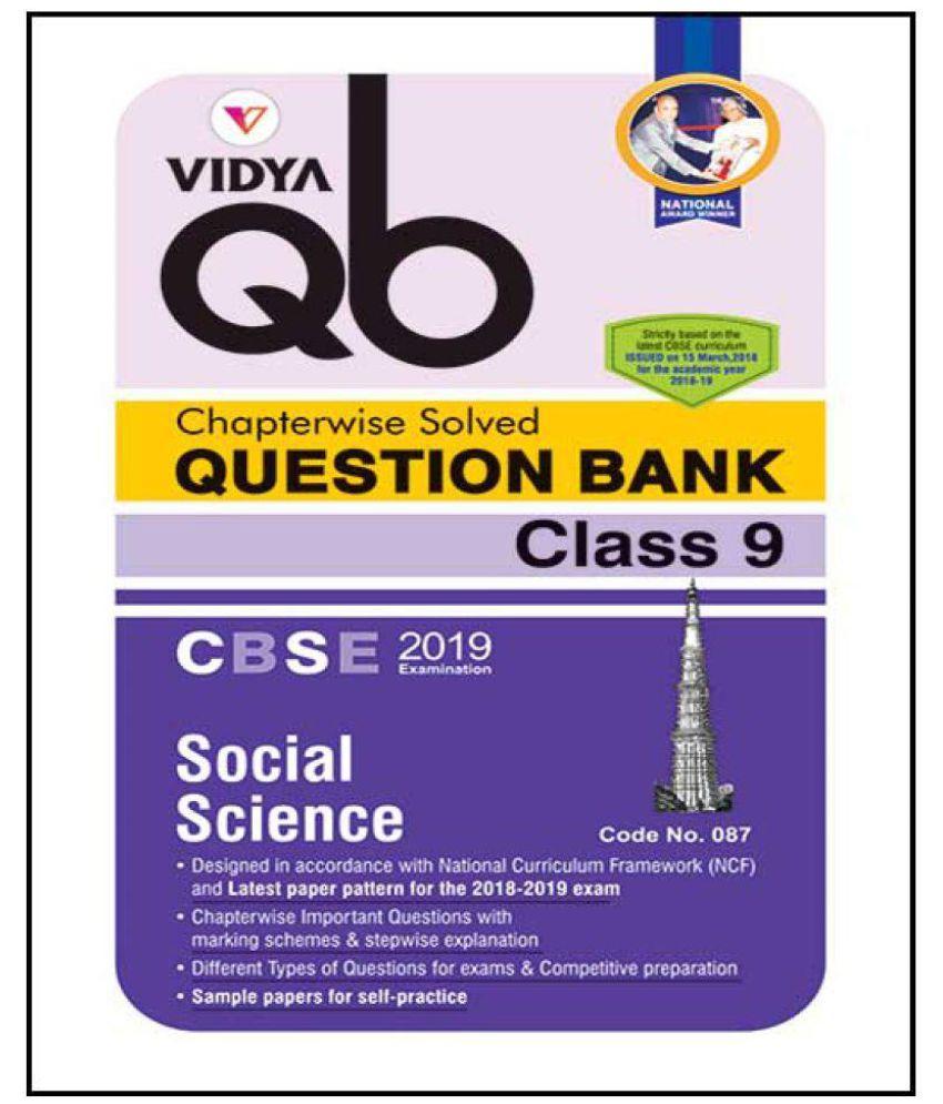 Madison : Social question bank class 9
