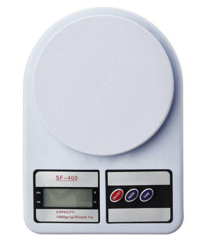 Ketsaal Digital Kitchen Weighing Scales Weighing Capacity - 10 Kg