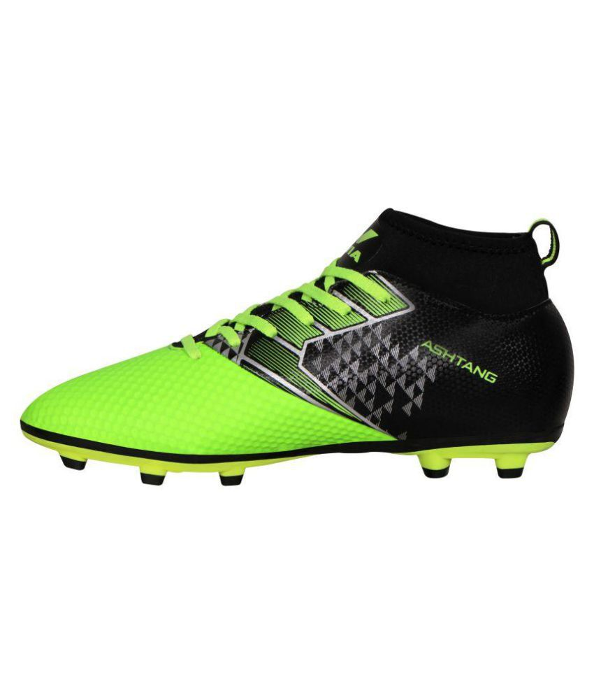 2aebbc86efb Nivia 808 Studds Male Green  Buy Online at Best Price on Snapdeal