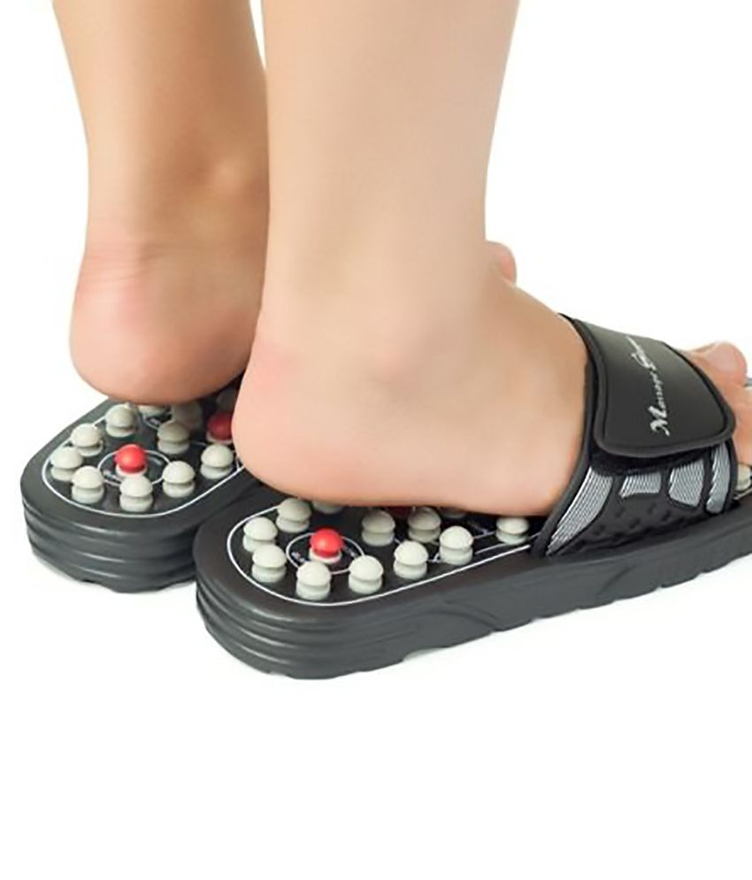 Acupressure Slipper for pain relief - Reflexology Therapy ...