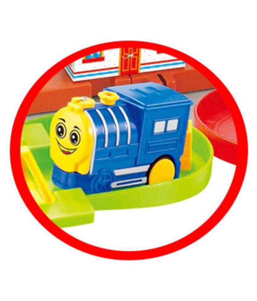 43cef2ac933 Webby Educational Kids Building Block Train Set 45 Pcs - Buy Webby ...