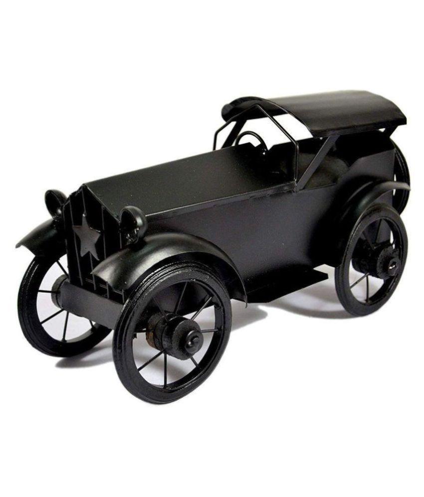 desi karigar wrought iron vintage cars toys car showpiece iron rh snapdeal com
