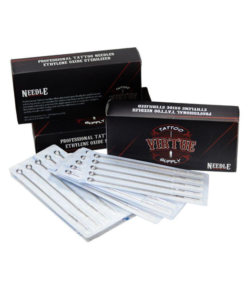 Virtue Double Magnum (1209M2) Tattoo Needles Body Tattoo