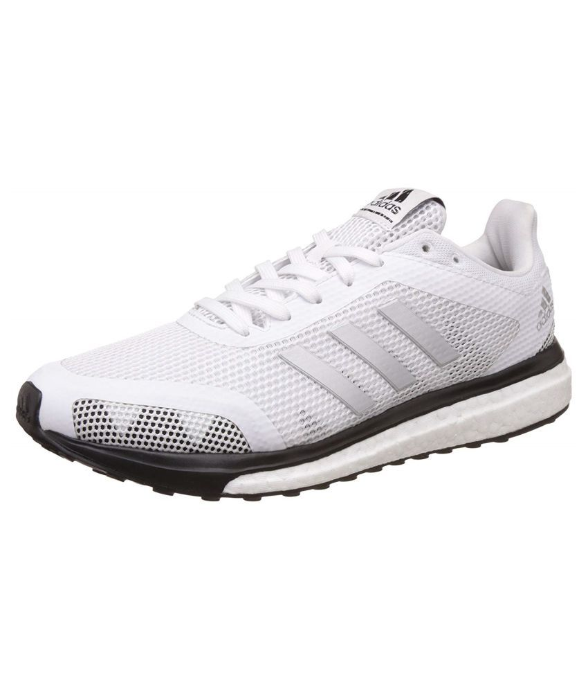 05bcd55f92d Adidas RESPONSE + M White Running Shoes - Buy Adidas RESPONSE + M White Running  Shoes Online at Best Prices in India on Snapdeal