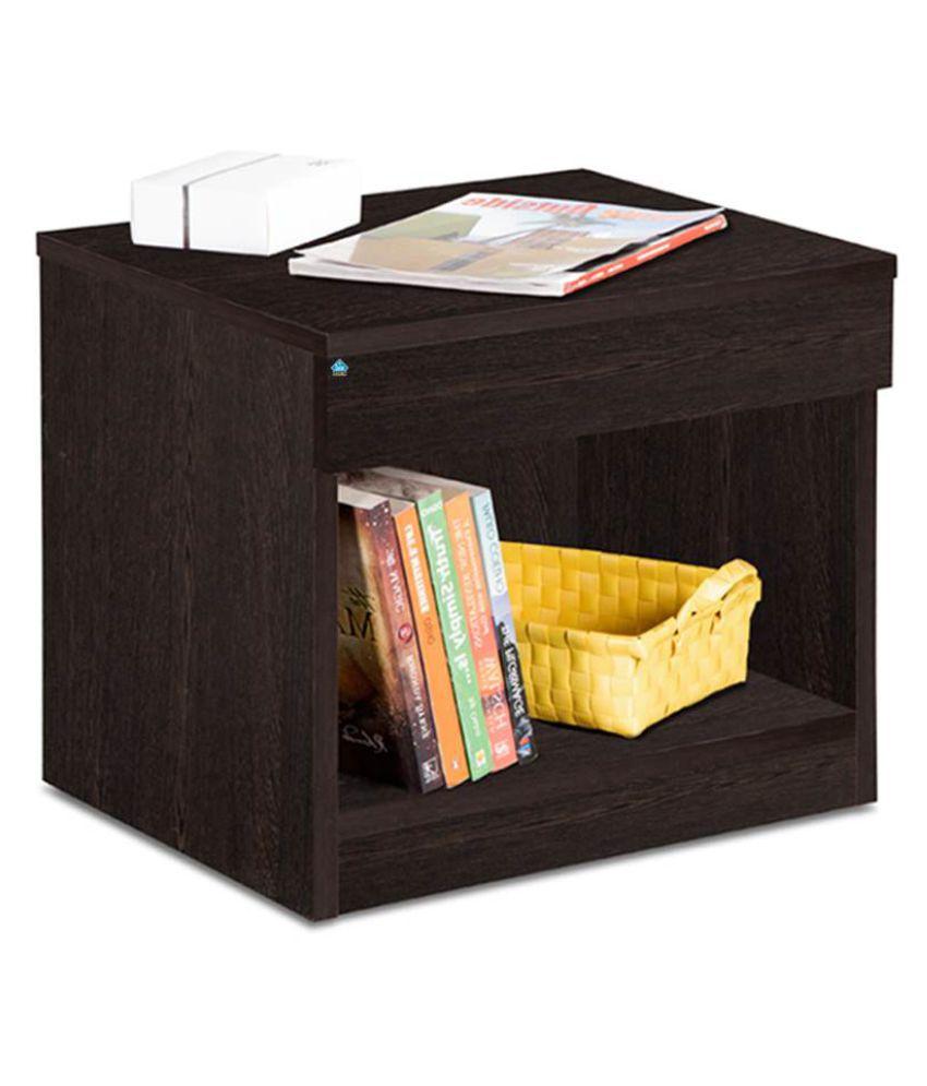 Delite Kom Bedside-table (Color--Wenge)
