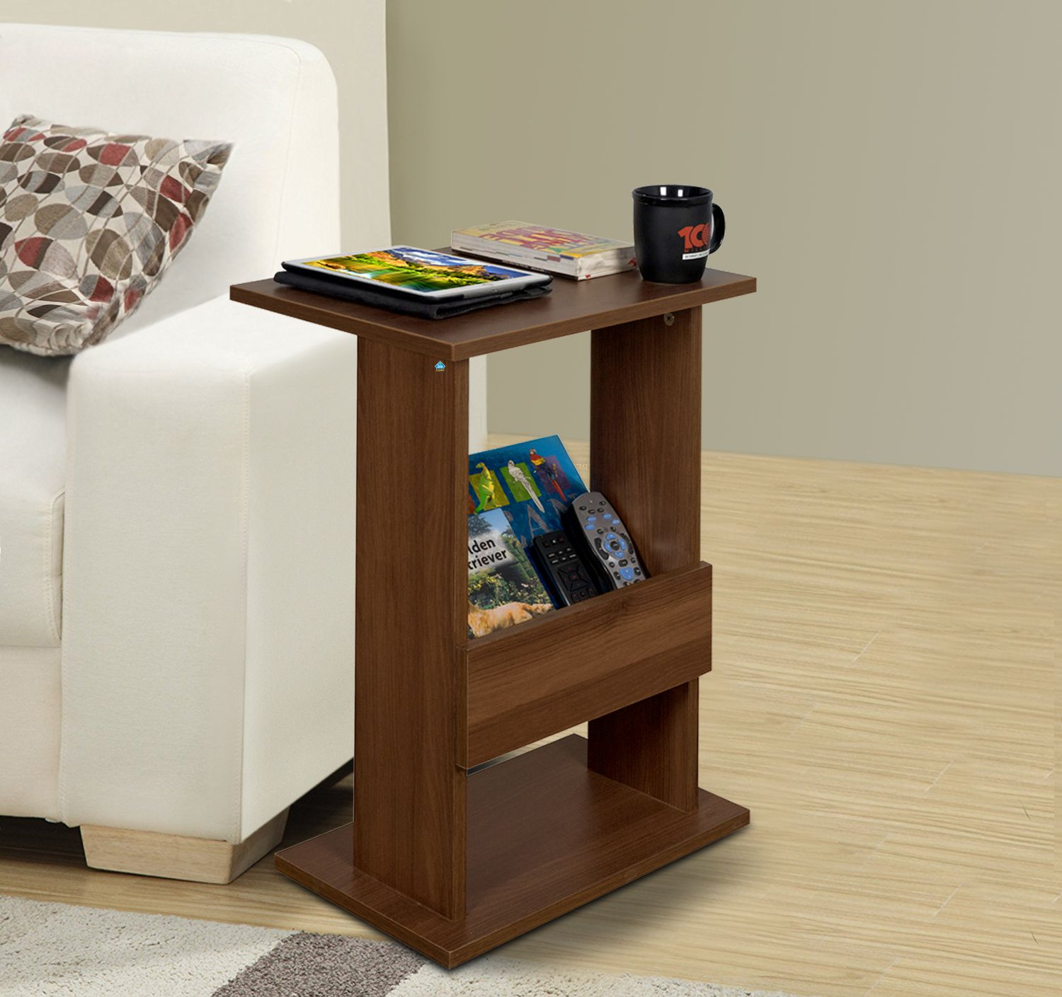 Delite Kom Engineered Wood Bed Side Table Buy Delite Kom