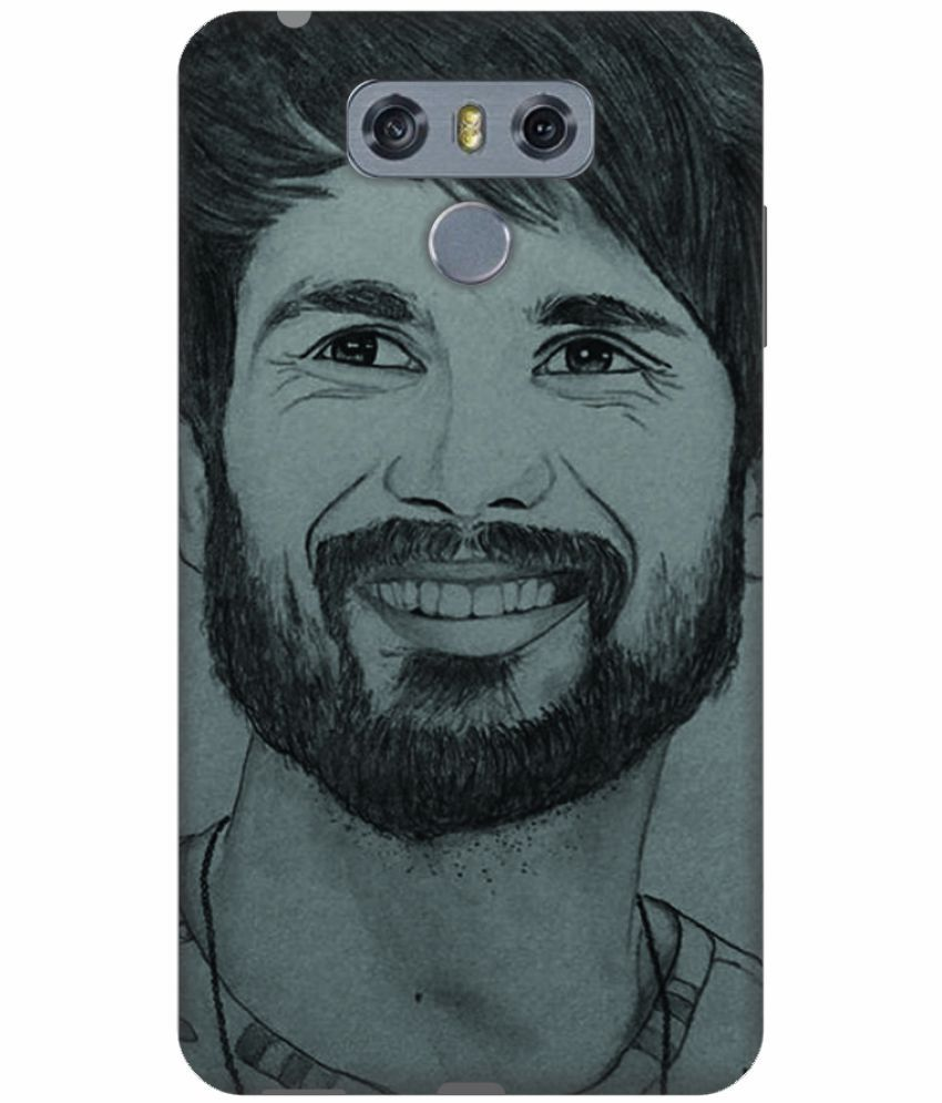 LG G6 Printed Cover By Woodpecker Prints