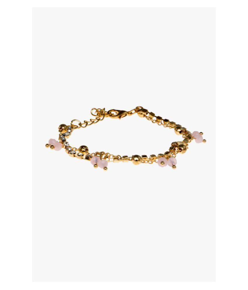 Krafftwork Golden Bracelets