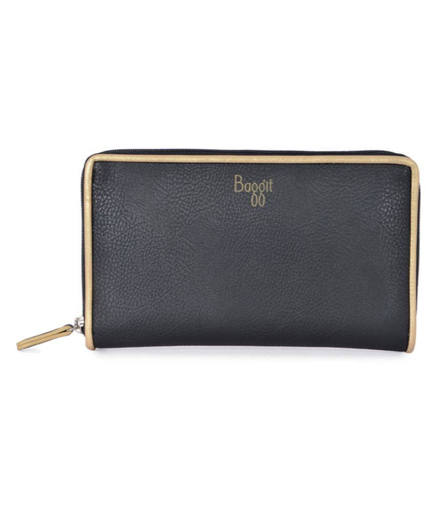 Baggit Black Wallet