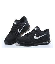 best cheap c0c42 84701 Quick View. Nike Airmax 2017 Black Running Shoes